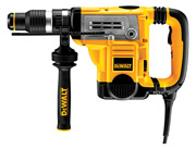 DeWALT D25601K-LX - 6kg SDS-Max Combination Hammer 45mm 110V