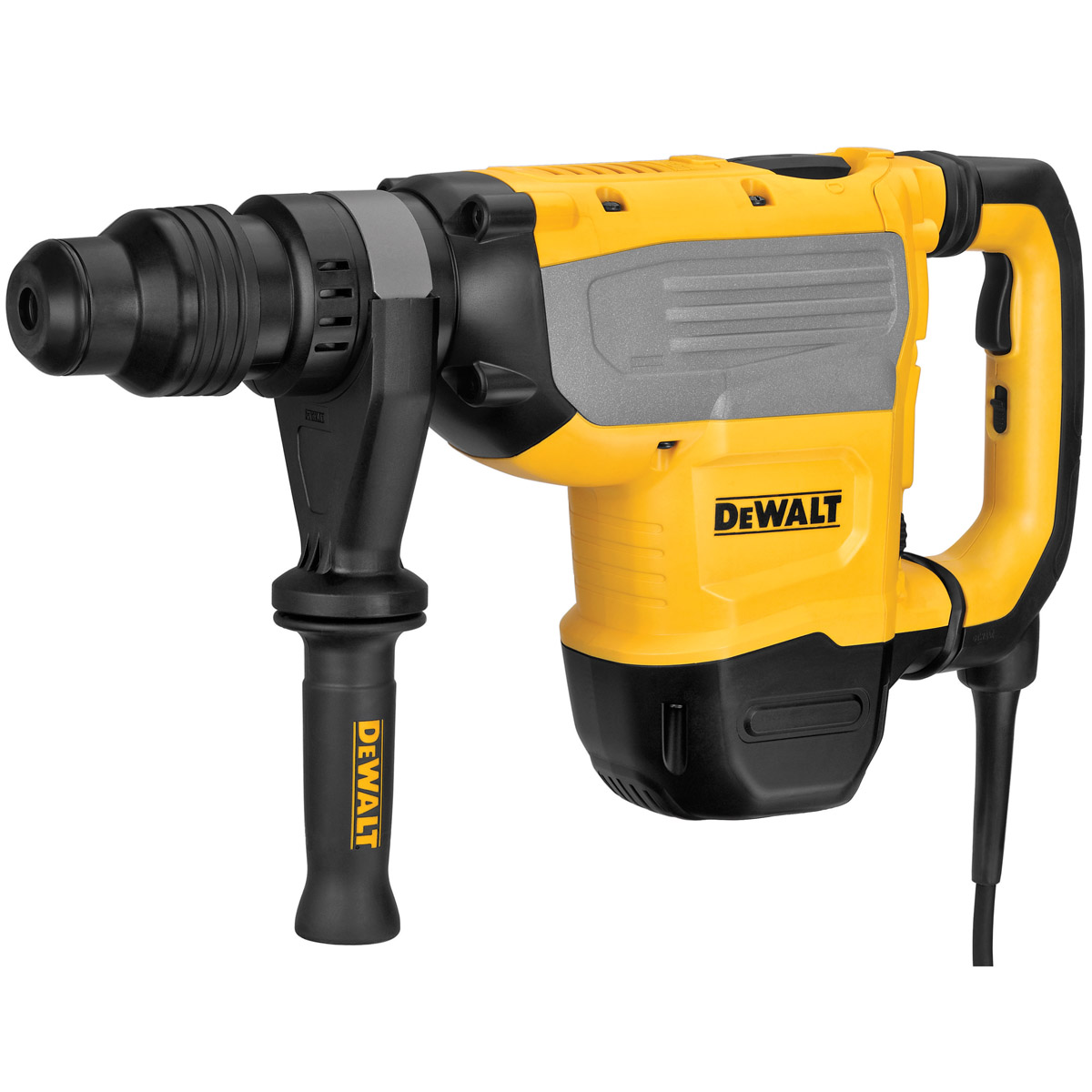 DeWALT D25733K-B5 - 7kg; SDS Max Comb. Hammer with UTC; 48mm; 220V