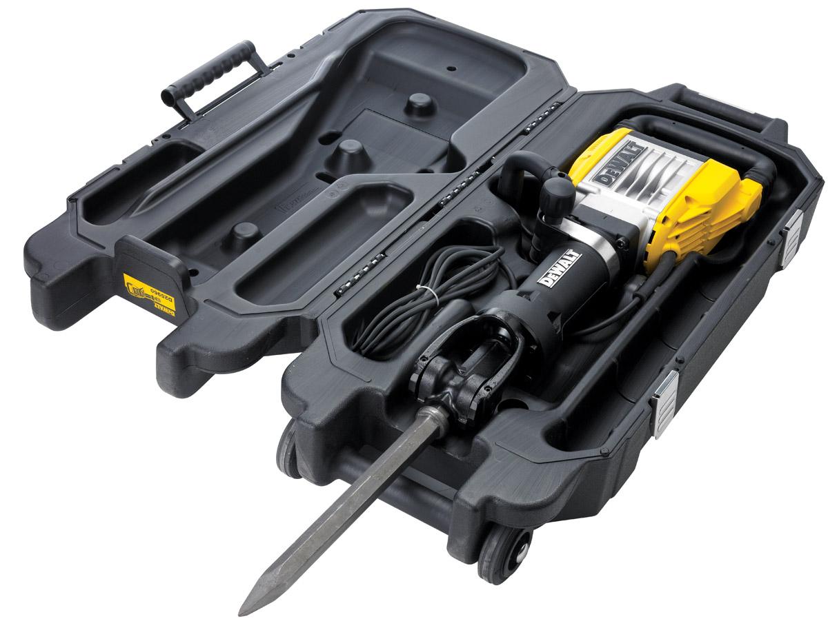 DeWALT D25960K-GB - Hex Demolition Breaker with AVC; 28mm; 16kg 220V