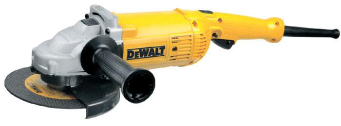 DeWALT D28495-QS - 180mm Large Angle Grinder 2400W 220V