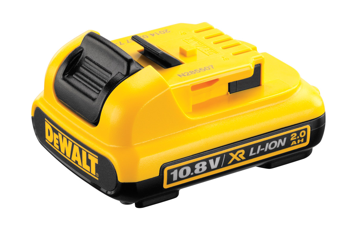 DeWALT DCB127-XJ - Battery Pack 10.8 Volt Li-Ion 2.0Ah