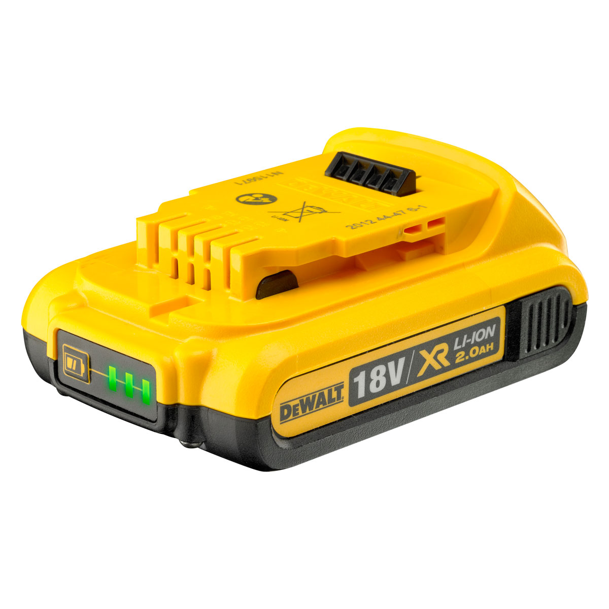 DeWALT DCB183-XJ - 18V 2.0Ah XR Li-Ion Battery
