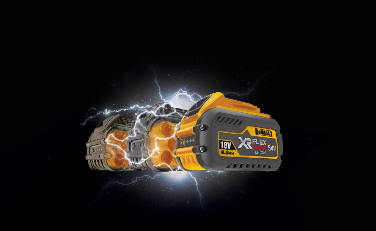 - XR Flex Volt 3.0Ah Battery (SDS Plus & Max)