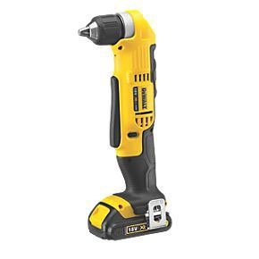 DeWALT DCD740C1-GB - 18V XR Li-Ion 10mm Right Angle Drill/Driver