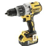 DeWALT DCD996P2-GB - 18V XR Li-Ion Brushless Premium 13mm Hammer Drill Driver