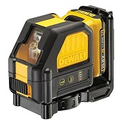 DeWALT DCE088D1R-GB - 10.8V CROSS LINE LASER  RED