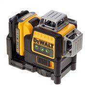 DeWALT DCE089D1G-GB - 10.8V Self Level Multi Line Laser Green