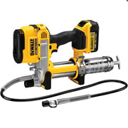DeWALT DCGG571M1-GB - 18V Li-ion Cordless Grease Gun; 10000psi