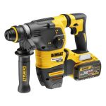 DeWALT DCH333X2-GB - 54V XR Flex Volt SDS Plus Hammer