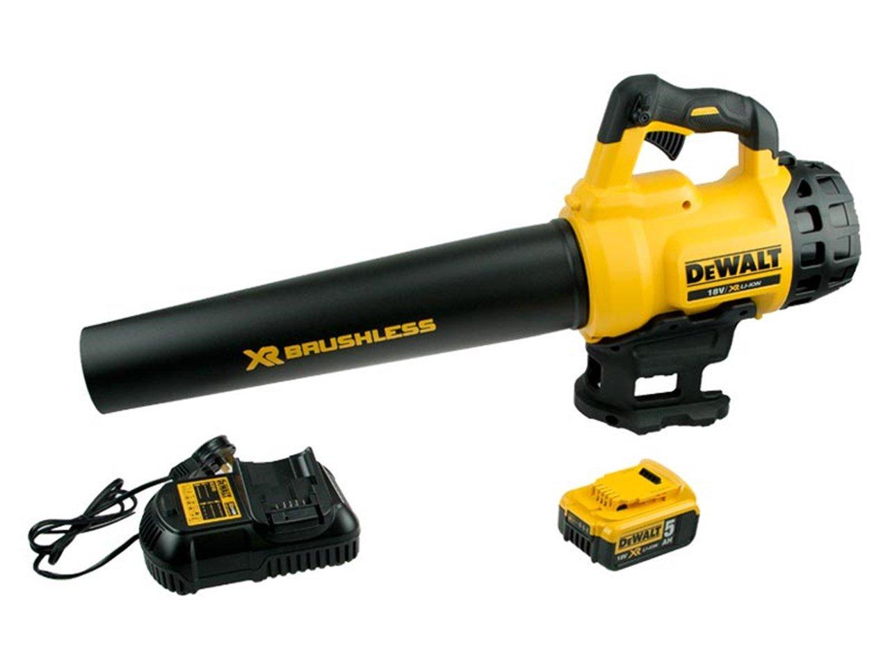 - 18V XR Cordless Blower