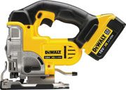 DeWALT DCS331M2-GB - 18V Li-Ion Jig Saw