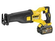 DeWALT DCS388T2-GB - 54V XR Flex Volt Reciprocating Saw Kit