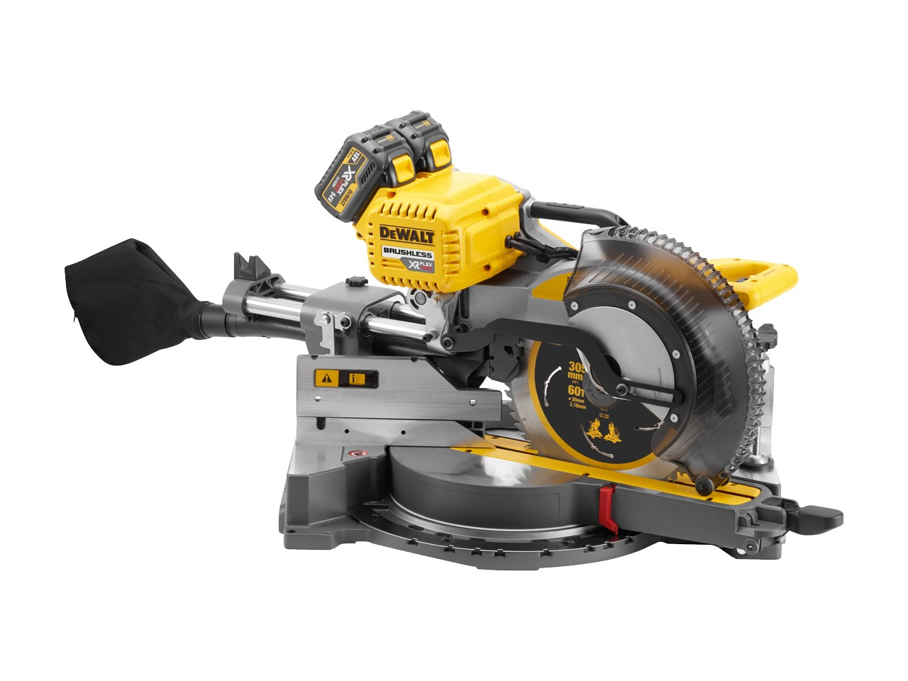 - 54V XR Flex Volt Mitre Saw