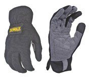 IRWIN DPG218L - Padded Palm Work Gloves
