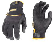 DeWALT DPG220L - Premium Leather Performance Palm Glove