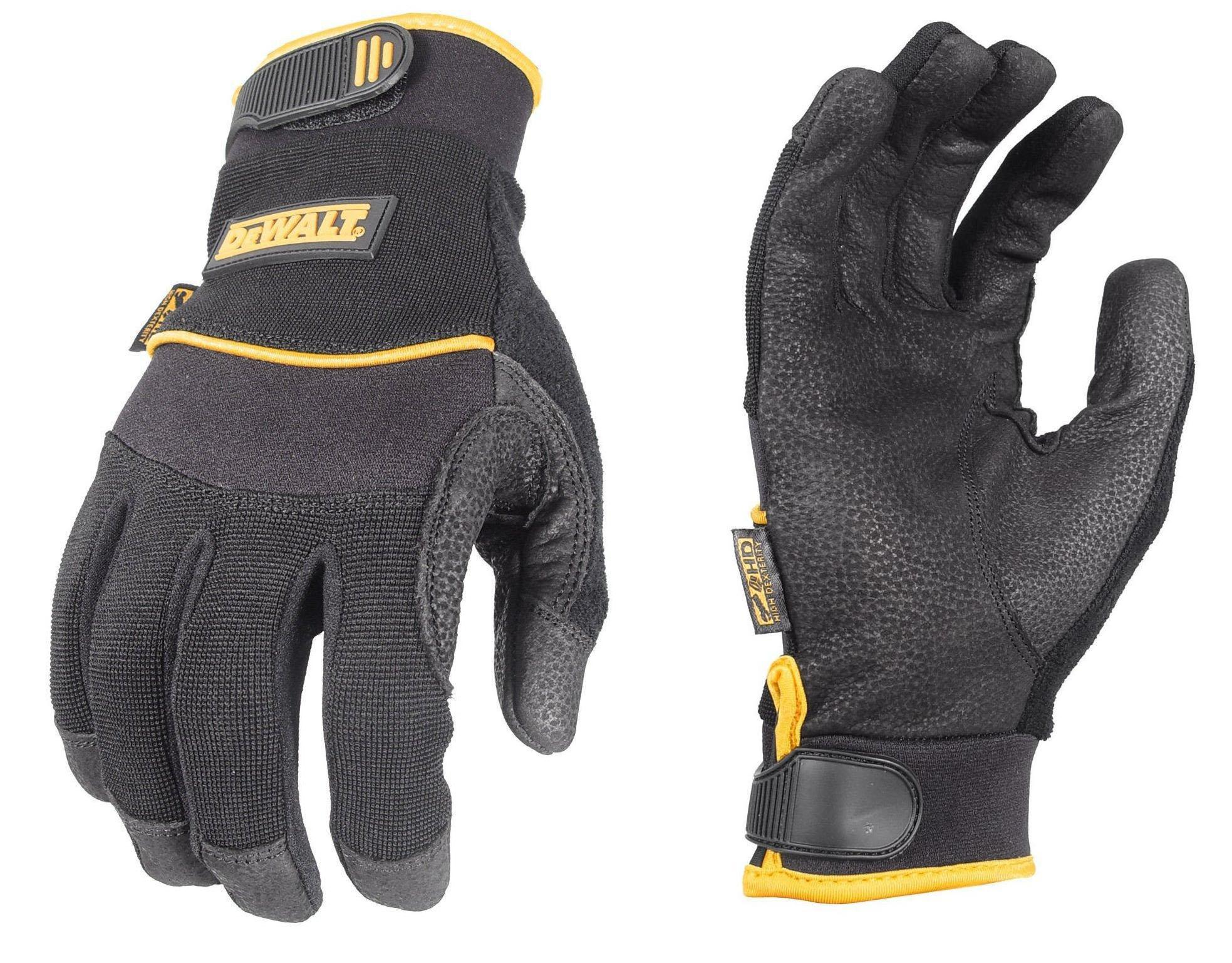 DeWALT DPG220L - Premium Leather Performance Palm Glove