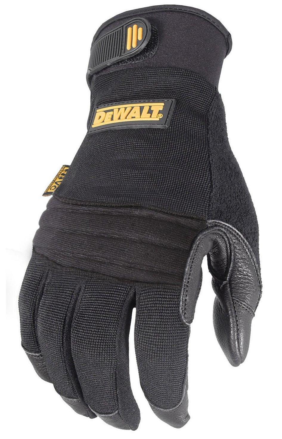 - Vibration Absorption Leather Glove
