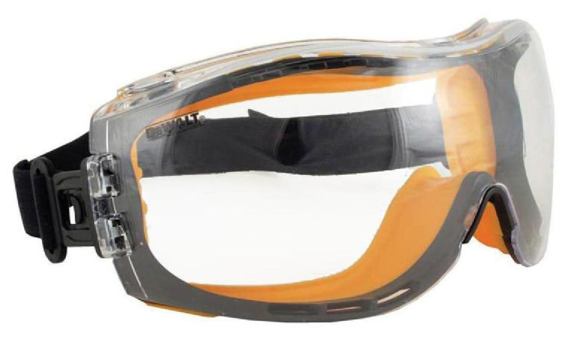 DeWALT DPG82-21 Safety Goggles with Anti-Fog Coating