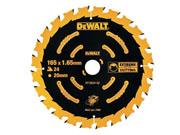DeWALT DT10624-QZ - Extreme Framing Circular Saw Blade 24T (Cordless)