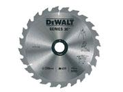 DeWALT DT1154-QZ - Circular Saw Blade 216mm x 30 x 24t