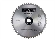 DeWALT DT1160-QZ - Construction Circular Saw Blade 305mm x 30 x 24t