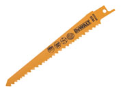 DeWALT DT2359-QZ - Reciprocating Blades- Bi Metal  152mm