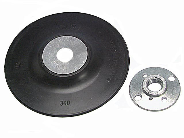 DeWALT DT3610-QZ - Backing Pad For Angle Grinder 115mm M14 Bore