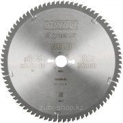 DeWALT DT4283-QZ - Extreme Circular Saw Blade 305mm x 30mm x 80T