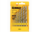 DeWALT DT5921-QZ - Metal Drill Bit Set 10 Piece