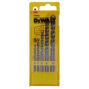 IRWIN DT6952-QZ - Masonry Drill Bit set 5Pcs