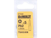 DeWALT DT7238-QZ - Torsion Screwdriver Bits PH2 x 25mm