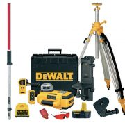 DeWALT DW079PKH-QW - Horizontal and Vertical Rotary Laser Kit