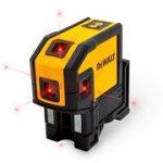 DeWALT DW0851-XJ - Multi-Beam 5 points Laser Pointer + 1 Backline