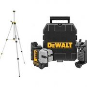 DeWALT DW089KTRI-XJ - Multi Line Laser with New Tripod