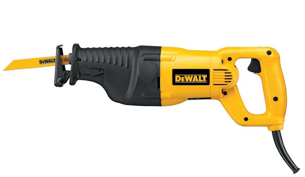 DeWALT DW311K-GB - High Powered Reciprocating Saw 28mm 1200W 220V