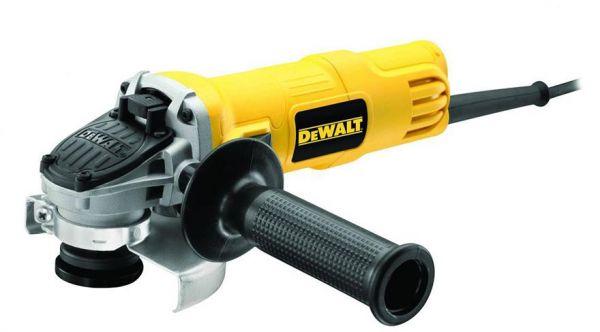 DeWALT DWE4010T-B5 - 115Mmm Small Angle Grinder Toggle Switch 730W 220V