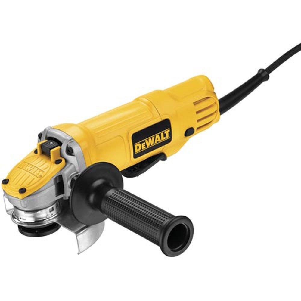 DeWALT DWE4156-QS - 115mm Angle Grinder; w/no volt; 900W; 11800RPM