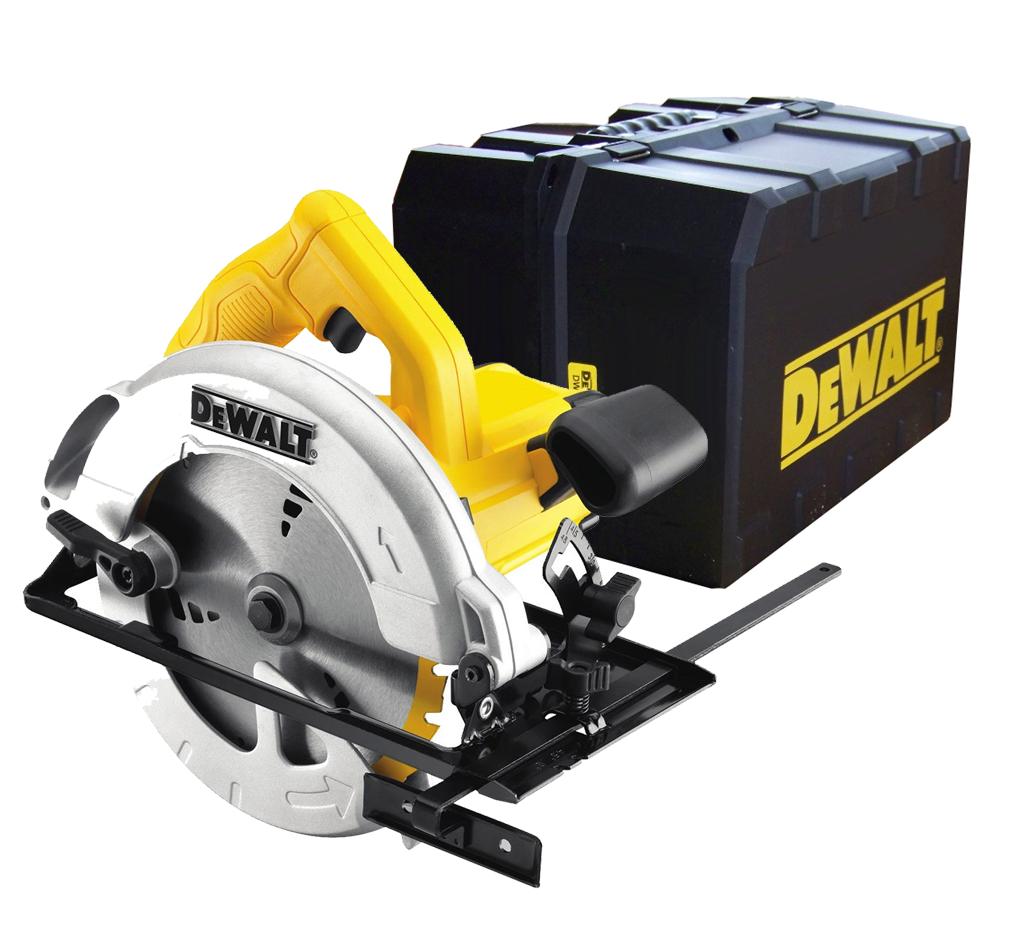 DeWALT D23700-GB - 235mm Circular Saw 220V