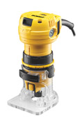 DeWALT DWE6005-GB - Laminate Trimmer; 29mm 590W 220V