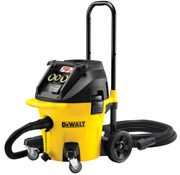 DeWALT DWV902M-GB - 38L Construction Dust Extractor M Class 220V