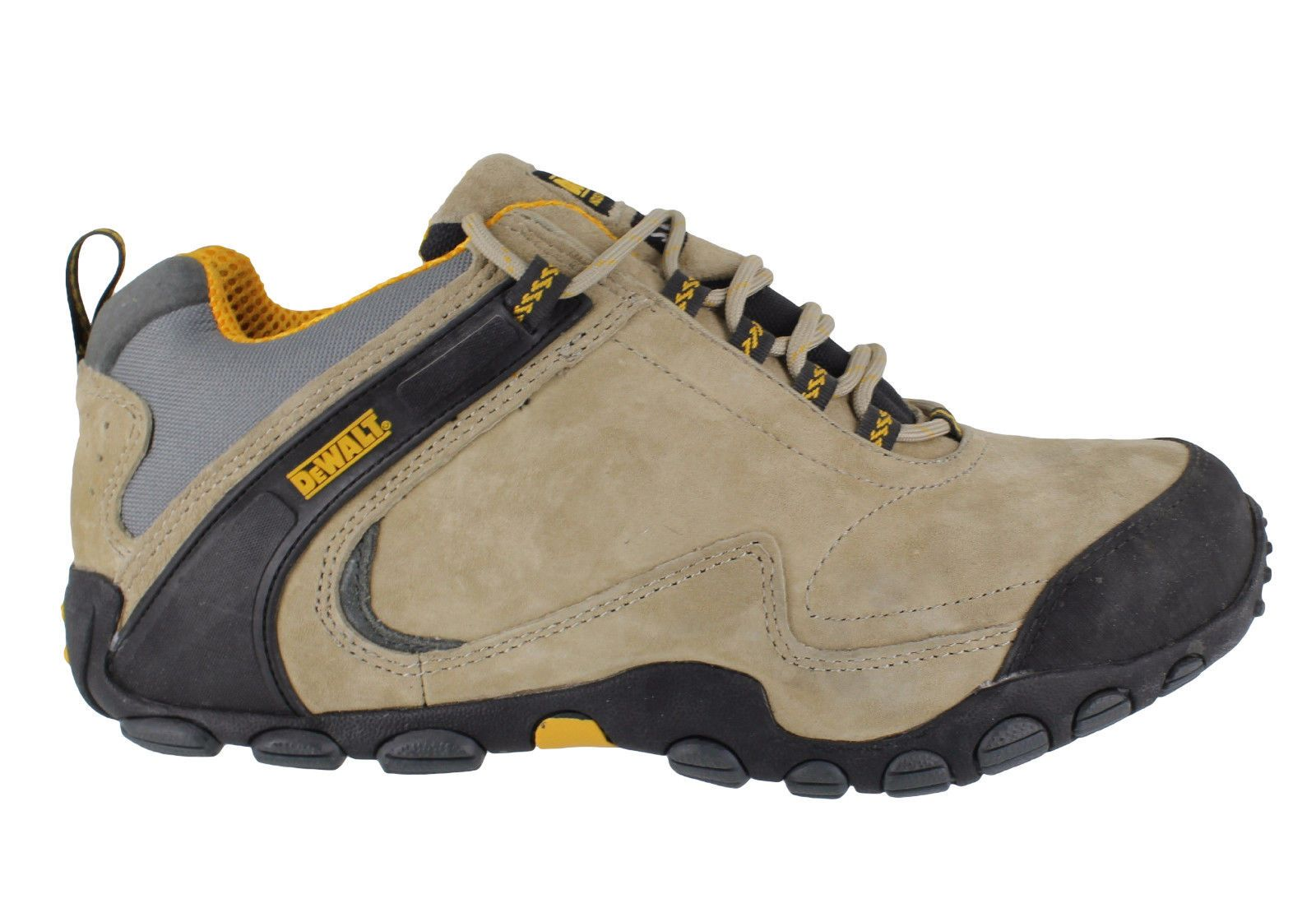 - Suede Work Boot; Logic