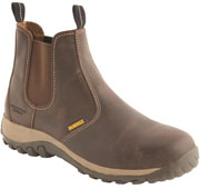 5in Pull On Work Boot