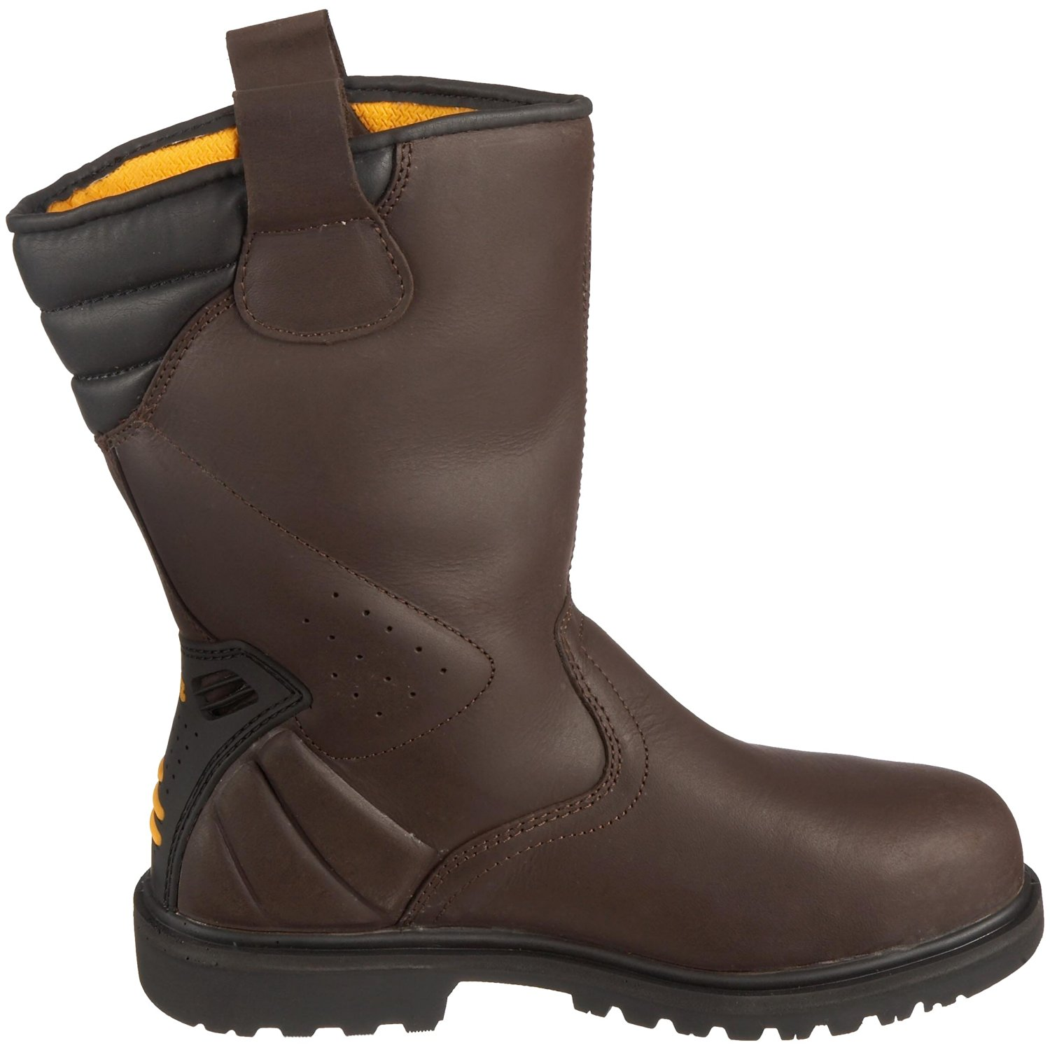 Dewalt 10 in Rigger workboot Safety Shoes in Dubai,UAE - RIGGER from AABTools