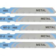 DeWALT DT2160-QZ - Jigsaw Blades for Metal T Shank – HSS