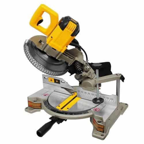 DeWALT DW714-B5 - Compound Mitre Saw; 250mm; 1600W
