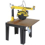 DeWALT DW729KN-XS - Radial Arm Saw 350mm 3PH Industrial