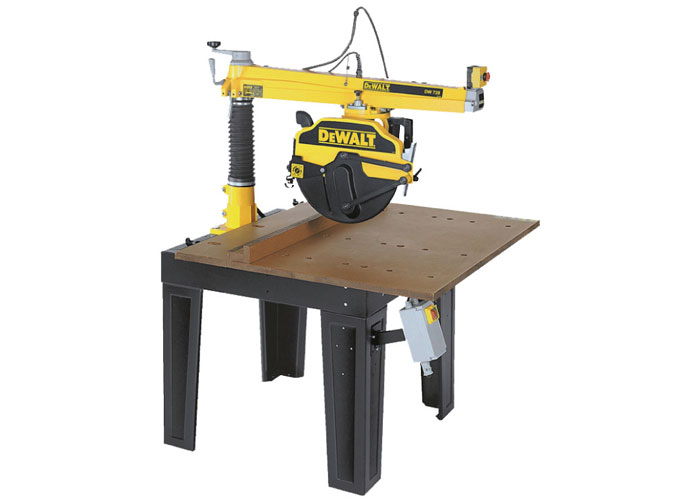 Radial Saws