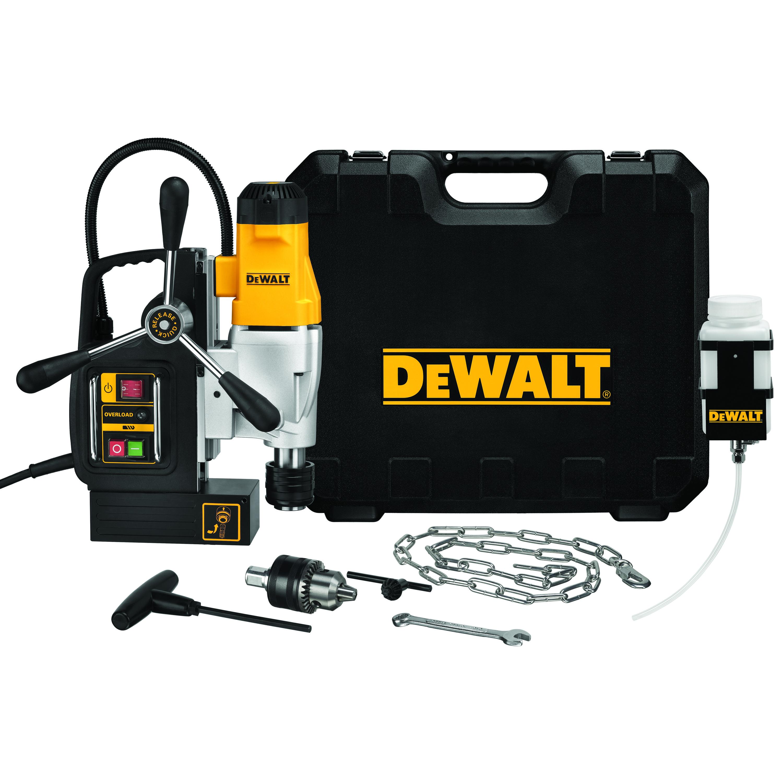 DeWALT DWE1622K-LX - 1200W 50mm 2 Speed Magnetic Drill Press 110V