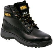 DeWALT Apprentice BL - 6 in Work Boot Black