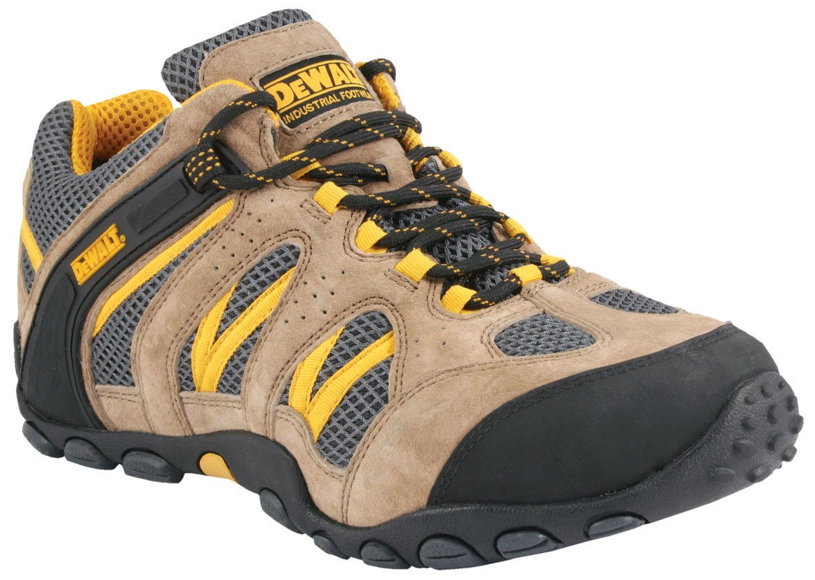 Dewalt Classic Taupe Safety Shoes in Dubai,UAE - PLANE from AABTools